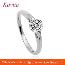 latest wedding ring designs pave diamond rings female finger ring set