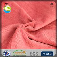 100% polyester brushed alova fabric for sofa