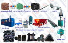 Hydraulic hookah charcoal briquette tablet press machine shisha coal machines