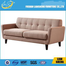 2015 New design indoor furniture reliable quality fabric sofa popular style reclining corner sofa with chaise S018