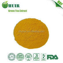Nature herbal food and beverage ingredient Green Tea leaf extract