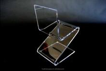 modern house design dining room wholesale Z shape plastic chair