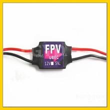 DIY Parts DC-DC power converter Step Down Module 3A 5V Mini BEC for RC Plane FPV