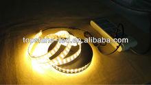 2012 super brightness waterproof SMD 5050 flexible LED strip light 220v
