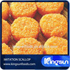 Top Grade Frozen Breaded Imitation Scallop