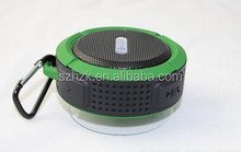 2015 New Arrival C6 Handsfree & Suction IP65 Waterproof Bluetooth Speaker