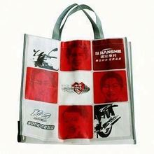 top quality clothing art nonwoven bag