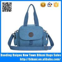 Customized 10 oz shoulder bags Wholesale women's fashion latest ladies canvas bag