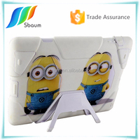 Minion Heavy Duty Defender Case For Ipad 2 3 4 With Kickstand