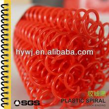 la bobina de plástico