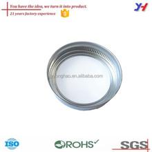 OEM ODM Metal Factory High Performance Deep Drawing Easy Open Stainless Steel Cap
