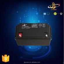 long life good quality gel battery 12v 65ah for solar street light