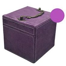 Fashion jewelry box wholesale practical cosmetic handdbag ladies box accessory handbag SY6306