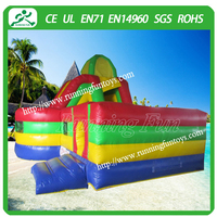 Giant inflatable beach toys, inflatable fun city for commercial rental