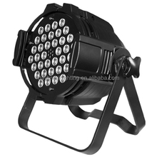 led par 36 rgb dmx512 36x3w led par lighting for stage cheap price high quality factory wholesale
