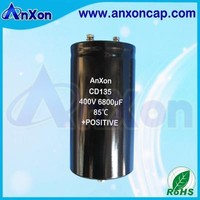 Electrolytic Capacitor 500V 6800uF for UPS Industrial power supply