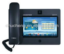 """IP Multimedia Phone with 7"""" touch screen LCD big touch screen phone"""