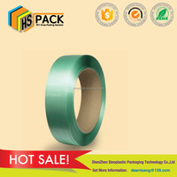PET Packing Strapping Polyester webbing belt for used clothes packing band