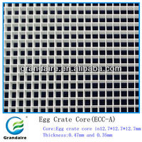 Aluminium Egg Crate Sheet