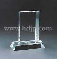 K9 Blank Crystal For Laser Engraving BSQ-4