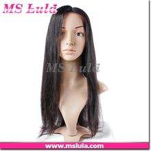 Professional manufacturer 100% malaysian virgin hair full lace wig