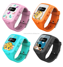 Wholesale Omate Kidfit W268 Kids Wrist Watches, GPS Watch Kids, Kids Tracker on Wherecom Platform Support Android and iOS OS