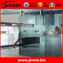Indoor Glass frameless shower Sliding Door