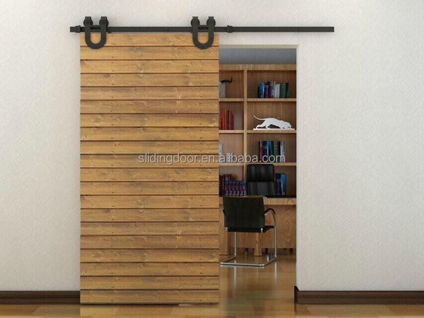 Amish muebles herrajes para puertas corredizas de madera for Burlete puerta decorativo