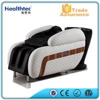 F838E039C Salon furniture PVC leather electric vibrator massage shampoo bed in shampoo chair