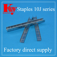 Galvanized finshing staple 1010J( Factory )