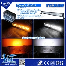 Auto Accessories led driving lightY&T led spot light motorcycle 31.5inch led light bar
