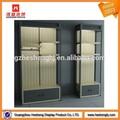 vitrine de magasin de vêtements pour la conception de meubles de vente au détail