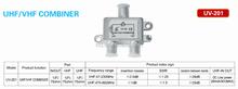 HDTV Antenna UHF/VHF Combiner