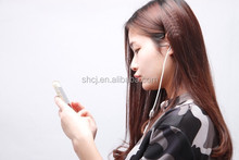 High Quality Colorful Mono Wired Earphone for Mobile Phone User