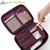 Waterpoof comsetic travel toiletry bag with multi-compartment (91018)