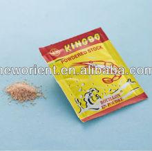sabor del camarón en polvo de caldo de condimento en polvo