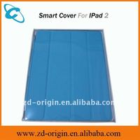 Magnetic Smart cover for ipad 2 with 10 colors
