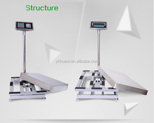 100kg 150kg 300kg 500kg 1000kg digital electronic platform scale manufacturers factory