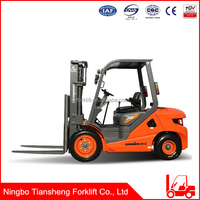 Best sale power useful and comfortable scrap forklifts