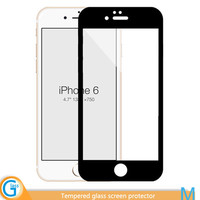 For iphone 6 0.33mm clear glass screen guard