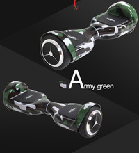 Famous brand 2 wheel self balance scooter free shipping with large wheel
