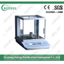 Analytical balance electronic precision instrument