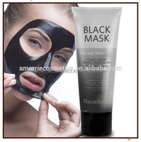 Best skin care cleanser beauty salon products blackhead mask for suck out blackhead