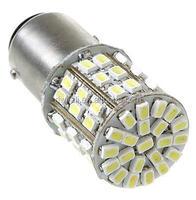 1157BAY15D 2057 1206 64 SMD LED Car Tail Brake Stop Turn Light Bulb Lamp White bajaj tail light