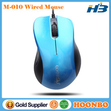 Wired Optical Mouse Mice For PC Laptop+Mini USB Receiver Best Seller Wired Mouse