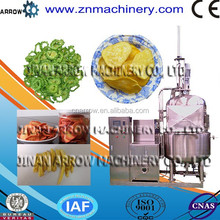 Automatic Fresh Fruit and Vegetable Chips Process Line