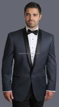 2015 Last design mens wedding suit fashion business suit