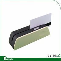 MSR09 Mini Track 1/2/3 magnetic card reader/writer with keypad