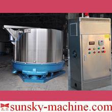 de alta calidad de lavandería extractor de agua