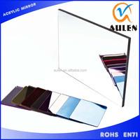 Mirrored Polycarbonate Sheet, Plastic Mirror, Reflective alumium PC sheet